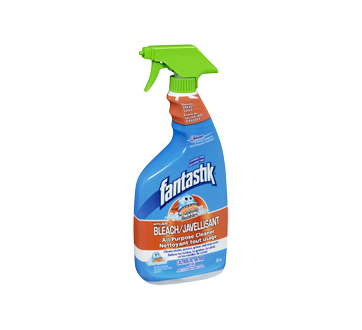 Image 2 of product Fantastik - Fantastik with Bleach, 650 ml