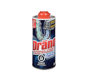 Crystals 500 G Drano Toilet Bowl Cleaner Jean Coutu