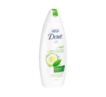 Image of product Dove - Go Fresh Body Wash, 354 ml, Cool Moisture