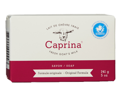 Image of product Caprina - Fresh Goat's Milk Soap, 141 g - 5 oz, Original Formula