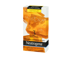 Image of product Neutrogena - Facial Cleansing Bar, Pack of 3, 100 g