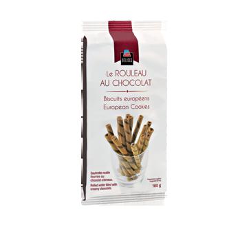 Le Rouleau au Chocolat European Cookies, 160 g