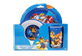 Thumbnail 1 of product Paw Patrol - 3-piece Chase and Friends Mealtime Set, 1 unit