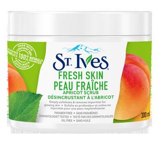 Facial Scrub, 300 ml, Exfoliating, Apricot