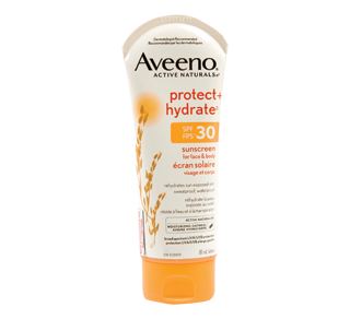 Protect + Hydrate Sunscreen for Face & Body SPF 30, 81 ml