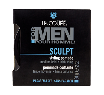 Image 1 of product LaCoupe - For Men - Sculpt Styling Pomade, 60 g