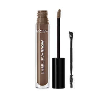 Unbelievabrow Longwear Waterproof Brow Gel, 4.5 ml, Light Brunette 565