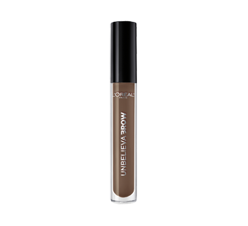 Image 2 of product L'Oréal Paris - Unbelievabrow Longwear Waterproof Brow Gel, 4.5 ml, Light Brunette 565