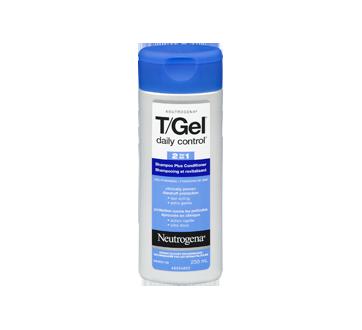 Image 3 of product Neutrogena - T/Gel Daily Control 2-in-1 Dandruff Shampoo, 250 ml
