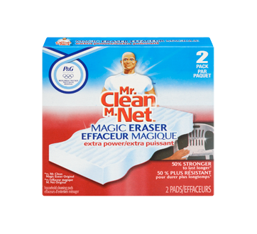 Image 3 of product Mr. Clean - Magic Eraser Extra Power, 2 units