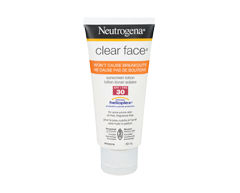 Image of product Neutrogena - Clear Face Sunscreen Lotion SPF 30, , 88 ml