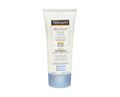 Image of product Neutrogena - Ultra Sheer Face Sunscreen SPF 60,, 88 ml