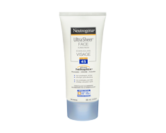 Image of product Neutrogena - Ultra Sheer Face Sunscreen SPF 45, 88 ml