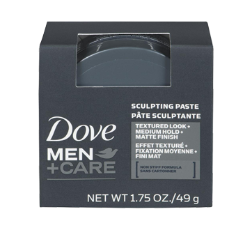 Image of product Dove Men + Care - Sculpt & Texturize Styling Paste, 49 g