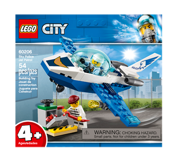 Image 1 of product Lego - Sky Police Jet Patrol, 1 unit