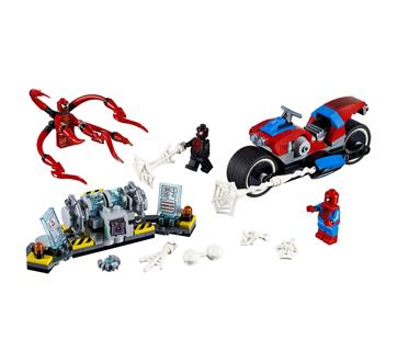 Image 2 of product Lego - Spider-Man Bike Rescue, 1 unit