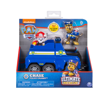 Ultimate Rescue Vehicle, 1 unit, Chase Police Cruiser