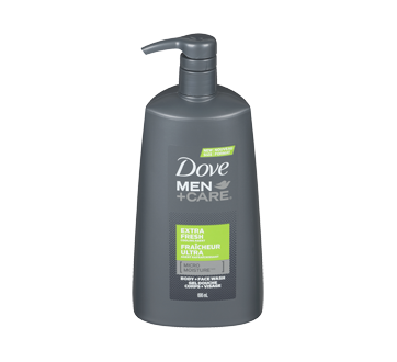 Dove facial sponges