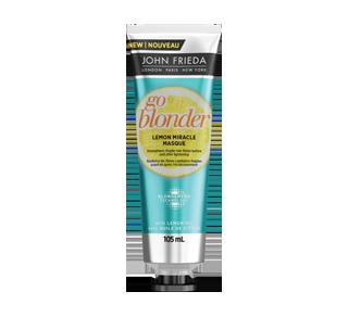 Go Blonder Lemon Miracle Masque, 105 ml