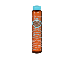 Image of product Hask - Argan Oil from Morroco Healing Shine Hair Treatment, 18 ml