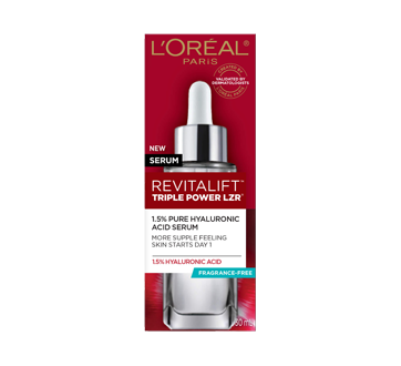 Image 2 of product L'Oréal Paris - Revitalift Triple Power LZR Anti-Aging Serum, 30 ml