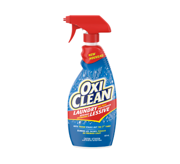 Laundry Pre-Treat Stain Remover Spray Bottle