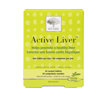 Image 1 of product New Nordic - Active Liver Hepatic Tablets, 30 units