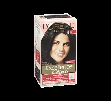Image 2 of product L'Oréal Paris - Excellence Crème Permanent Hair Colour H - Natural Black
