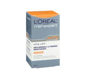 Image 2 of product L'Oréal Paris - Men Expert Anti Aging Moisturizer, 48 ml