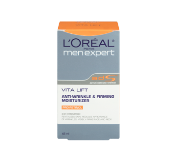 Image 3 of product L'Oréal Paris - Men Expert Anti Aging Moisturizer, 48 ml