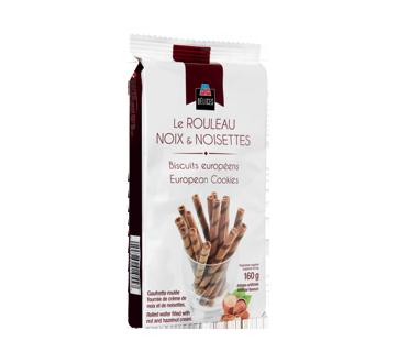 Le Rouleau Noix & Noisettes European Cookies, 160 g