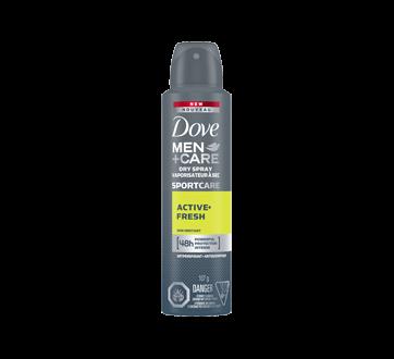 Sport Care Antiperspirant Dry Spray, 107 g, Active + Fresh