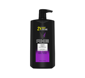 Excite Shower Gel, 946 ml,  Clean + Energized