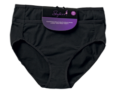 Image of product Styliss - Ladies' High Waist Panty, 2 units, Small