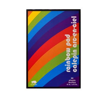 Rainbow Notebook 90 Sheets, 1 unit