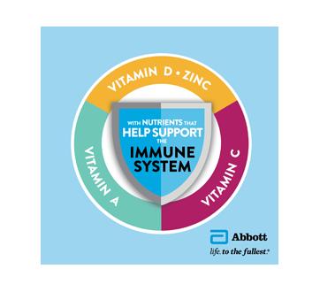 Image 2 of product Ensure - Ensure Regular Chocolate, 6 x 235 ml