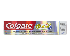 Image of product Colgate - Colgate Total Advanced Pro Clean Toothpaste, 170 ml