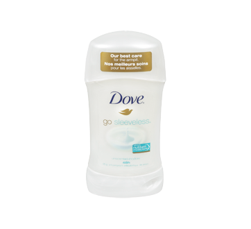 Antiperspirant Go Sleeveless, 45 g, Unscented