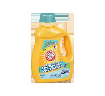 Image 2 of product Arm & Hammer - Laundry Detergent Liquid, 2.03 L, Sensitive Skin