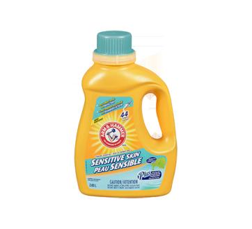 Image 3 of product Arm & Hammer - Laundry Detergent Liquid, 2.03 L, Sensitive Skin
