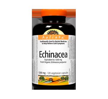 Image of product Holista - Echinacea 1200 mg, 120 units