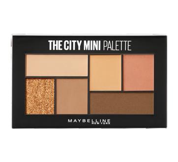 Mini  Eye Shadow Palette, 1 unit, Cocoa City