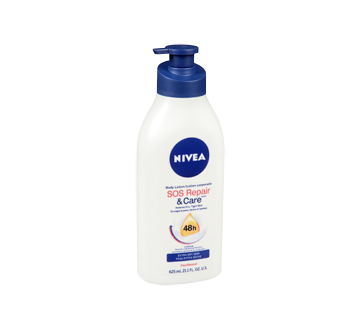 Image 2 of product Nivea - SOS - Repair & Care Body Lotion, 625 ml