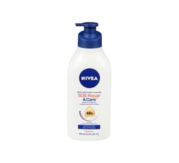 Image 3 of product Nivea - SOS - Repair & Care Body Lotion, 625 ml