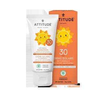Sunscreen SFP 30, 75 g, Vanilla Blossom