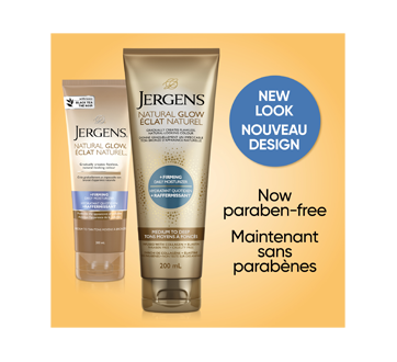 Image 3 of product Jergens - Natural Glow + Firming Daily Moisturizer Medium to Deep, 200 ml