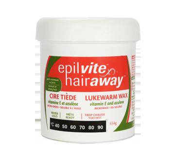 Lukewarm Wax Vitamin E and Azulen, 454 g
