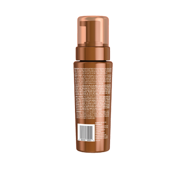 Image 2 of product Jergens - Natural Glow Instant Sun Sunless Tanning Mousse Deep Bronze, 180 ml