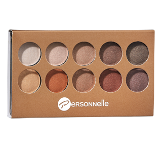 Eye Shadow Palette, 1 unit, Dusk