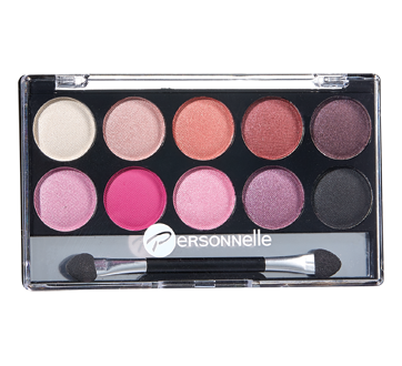 Image 2 of product Personnelle Cosmetics - Eye Shadow Palette, 1 unit, Dawn